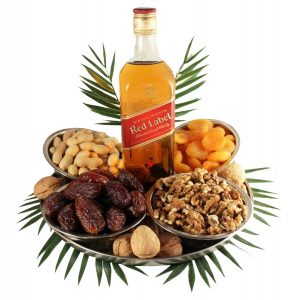 Nuts & Dried Fruits Platter